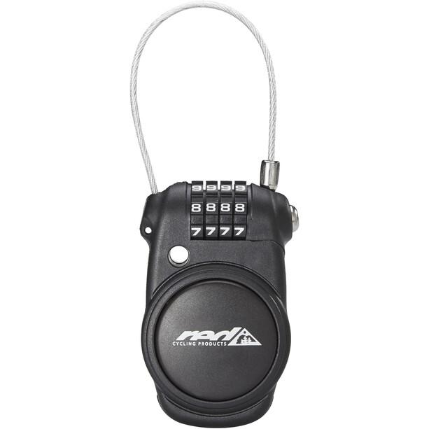 Red Cycling Products Secure Pocket Lock Trekke ut Svart