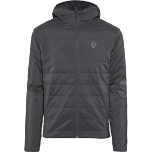 Black Diamond First Light Kapuzenjacke Herren smoke smoke