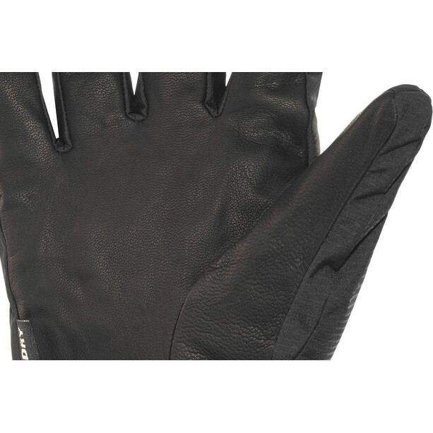 Black Diamond Midweight Handschuhe Waterproof black