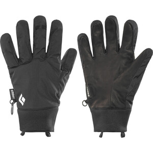 Black Diamond Midweight Handschuhe Waterproof black black