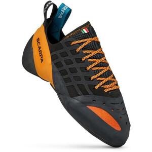 Scarpa Instinct Lace Climbing Shoes, noir/orange noir/orange