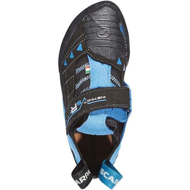 Scarpa Instinct VSR Schuhe black/azure