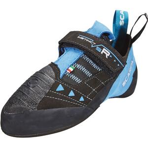 Scarpa Instinct VSR Schuhe black/azure black/azure