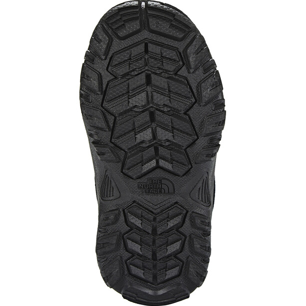 The North Face Chilkat Lace II Stiefel Kinder tnf black/zinc grey