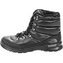 The North Face Thermoball Lace II Schuhe Damen shiny tnf black/iron gate grey