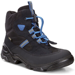 ECCO Snowboarder Schuhe Kinder black/black/cobalt black/black/cobalt