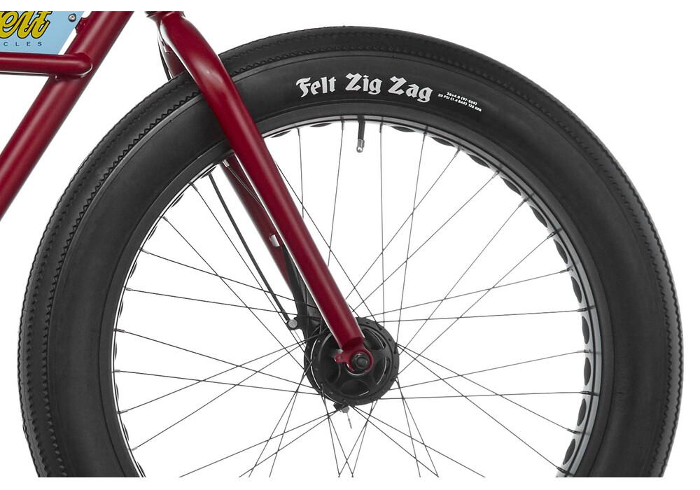 felt cruiser speedway 2 sp 26 rot online kaufen bei bikester. Black Bedroom Furniture Sets. Home Design Ideas