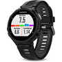 Garmin Forerunner 735XT Laufuhr inkl. Premium HRM-Run Brustgurt black/grey