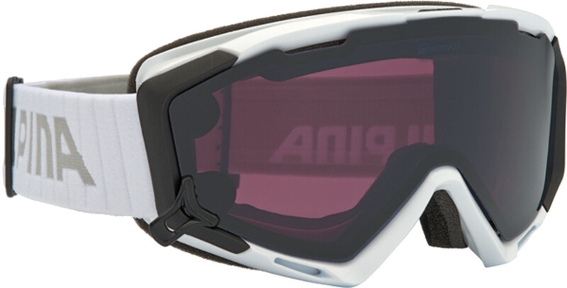 Panoma S Magnetic Q+S S1+S3 Goggle white/black 2017 Goggles