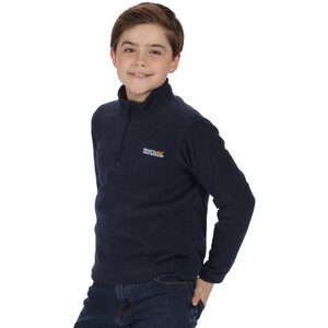 Regatta Hot Shot II Fleece Pullover Kinder navy/navy navy/navy