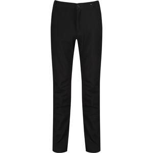 Regatta Fenton Pantalones Hombre, negro negro
