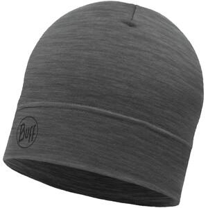 Buff Lightweight Merino Wool Mütze grau grau