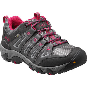 Keen Oakridge WP Shoes Dam magnet/rose magnet/rose
