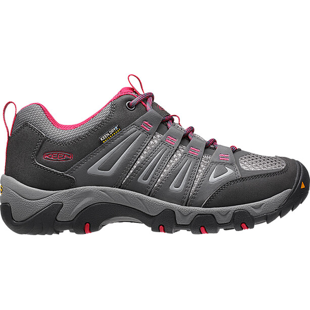 Keen Oakridge WP Shoes Dam magnet/rose