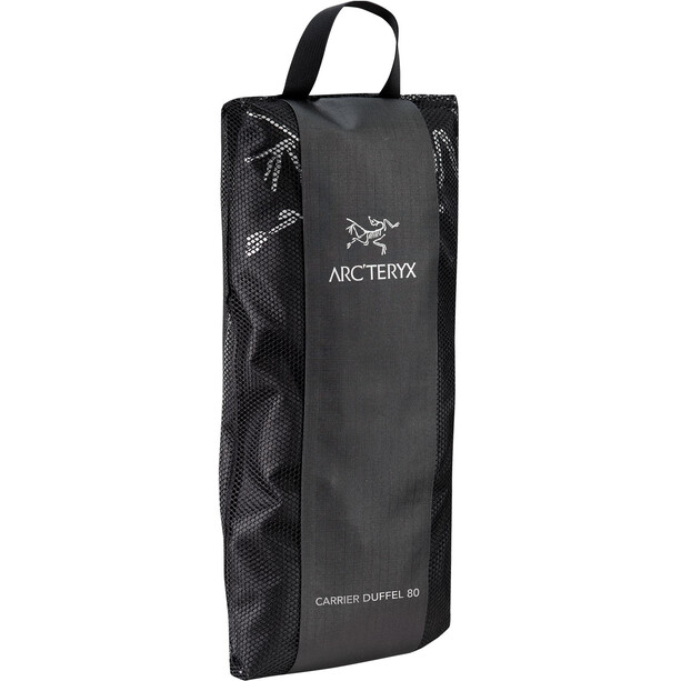 Arc'teryx Carrier Duffel 80l black black