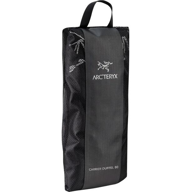 Arc'teryx Carrier Duffel 80l black