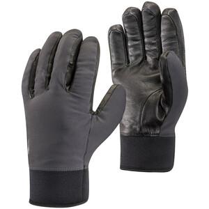 Black Diamond Heavyweight Softshell Gloves grå/svart grå/svart