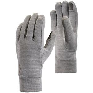 Black Diamond Lightweight Wooltech Gloves slate slate