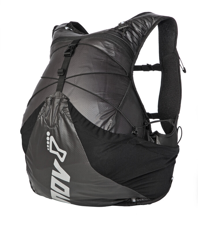 inov-8 Race Ultra BOA Backpack black S/M 2018 Laufrucksäcke, Gr. S/M