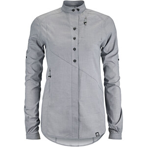 Klättermusen Lofn Shirt Dam grå grå