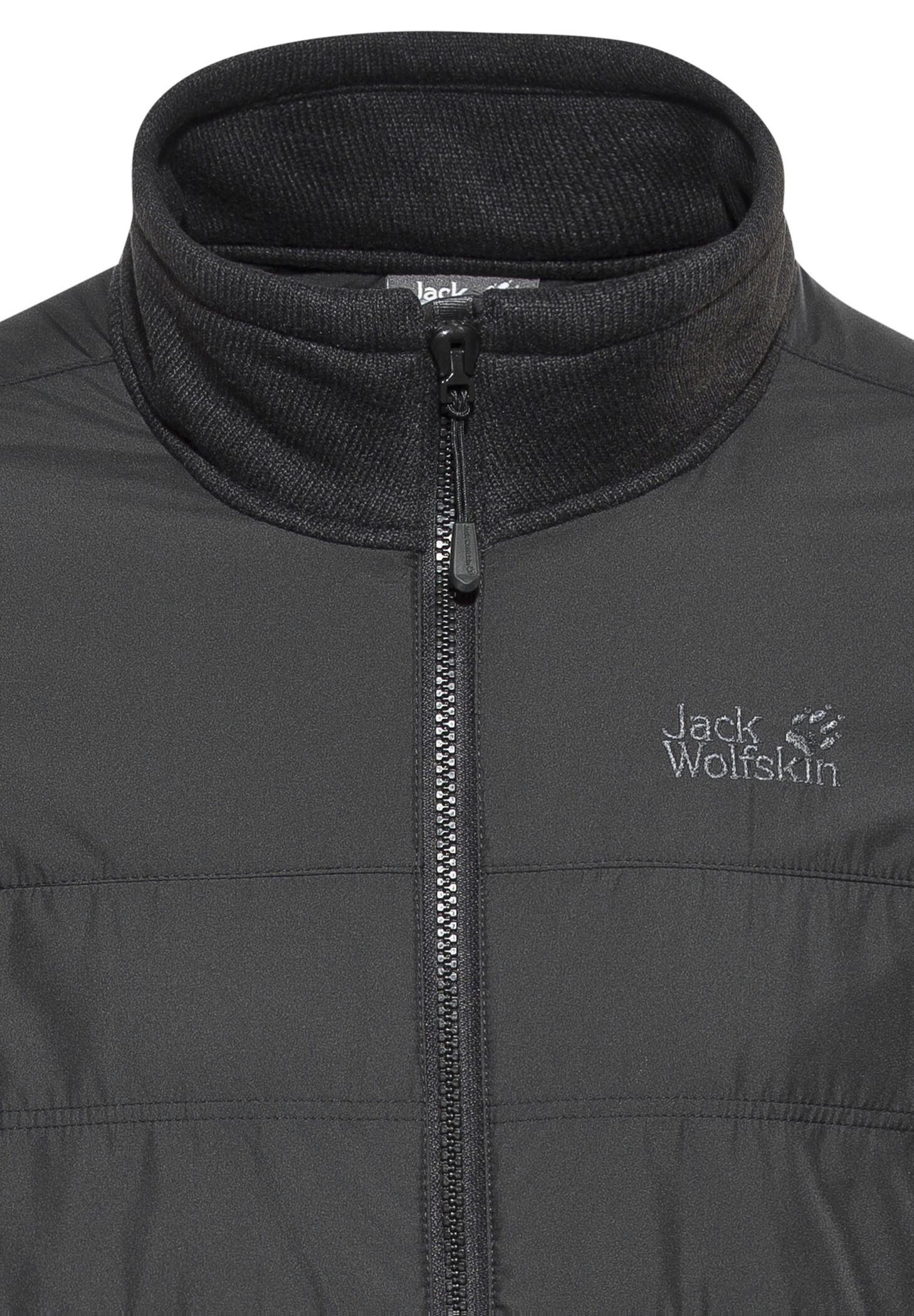 jack wolfskin herren fleecejacke caribou altis jacket