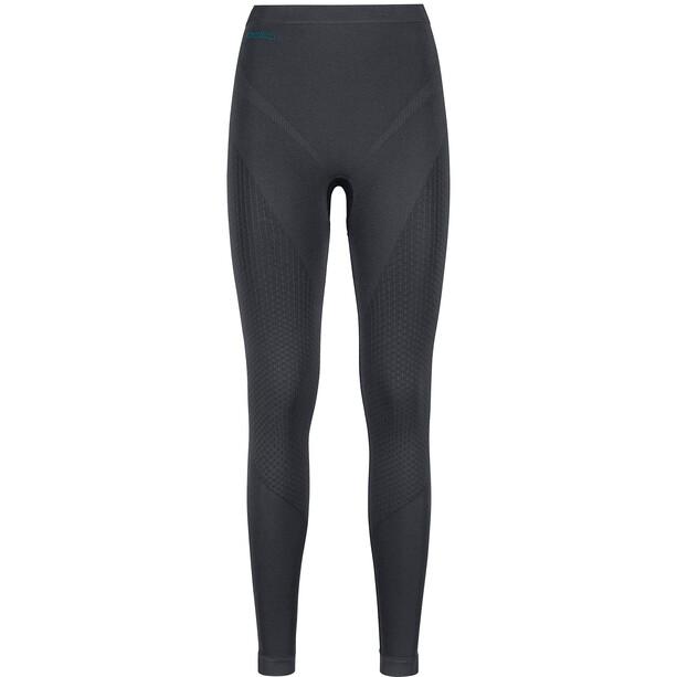 Odlo Evolution Warm Hose Damen black/odlo graphite grey