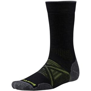 Smartwool PhD Outdoor Medium Crew-Cut Socken black black