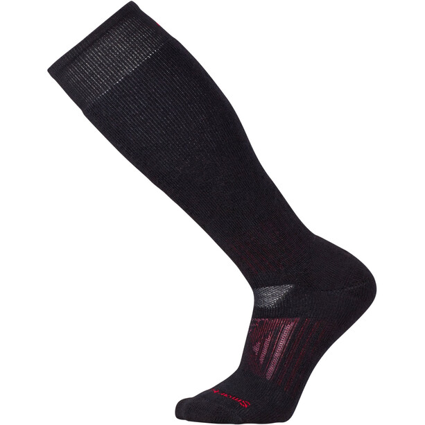 Smartwool PhD Outdoor Heavy OTC Socken black