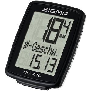 SIGMA SPORT BC 7.16 Cykelcomputer kabelbundet