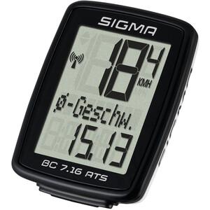 SIGMA SPORT BC 7.16 ATS Compteur de vélo sans fil