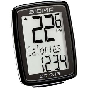 SIGMA SPORT BC 9.16 Fahrradcomputer kabelgebunden