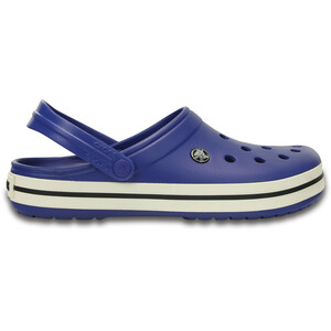Crocs Crocband Clogs cerulean blue/oyster cerulean blue/oyster