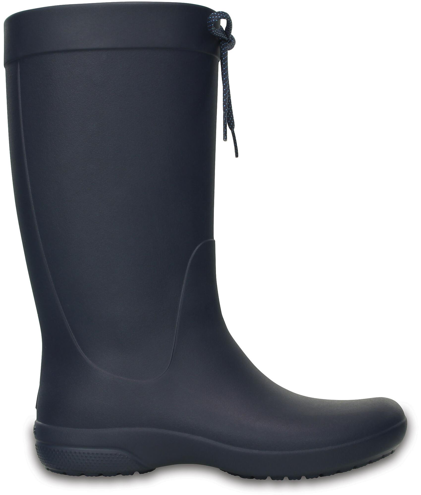 Crocs Freesail Gummistøvler Damer blå | Find outdoortøj, sko & udstyr på nettet | CAMPZ.dk