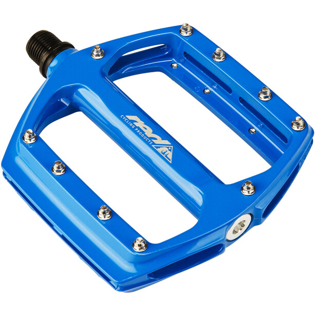 Red Cycling Products Flat Pedal AL blau