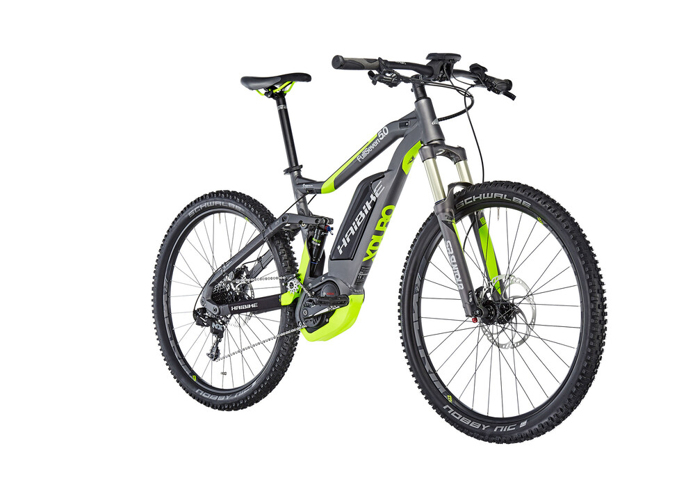 haibike xduro fullseven 5 0 e fully 27 5 grey great. Black Bedroom Furniture Sets. Home Design Ideas