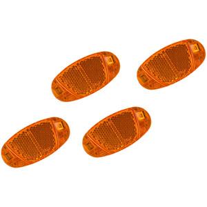 Cube RFR CMPT Ekerreflexer orange orange