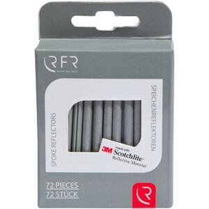 Cube RFR réflecteurs pour rayons, argent argent