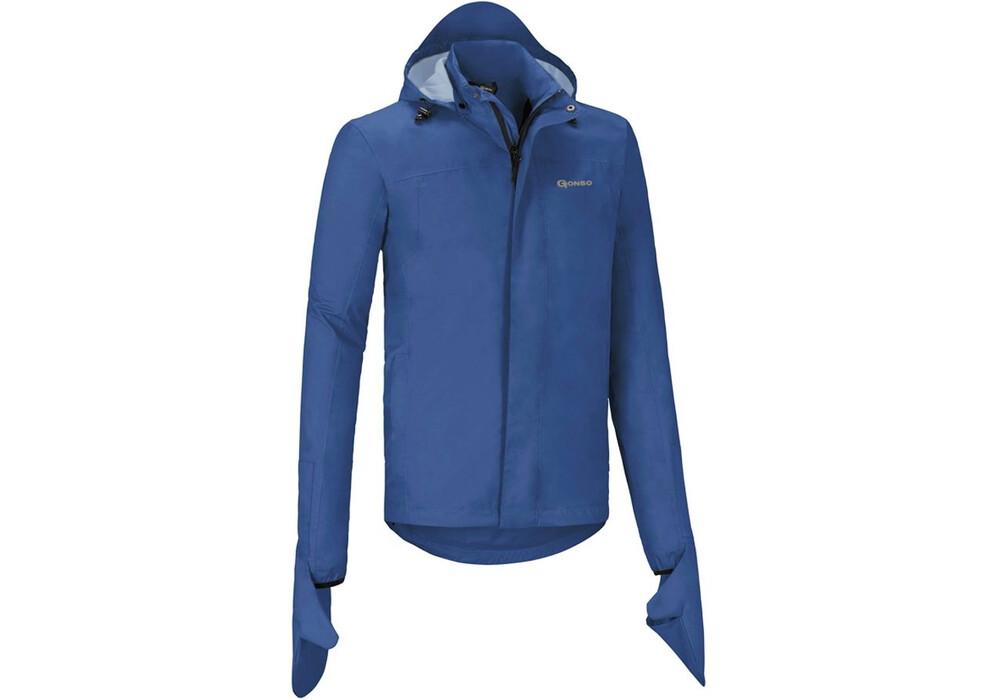 gonso prime jacket blue at. Black Bedroom Furniture Sets. Home Design Ideas