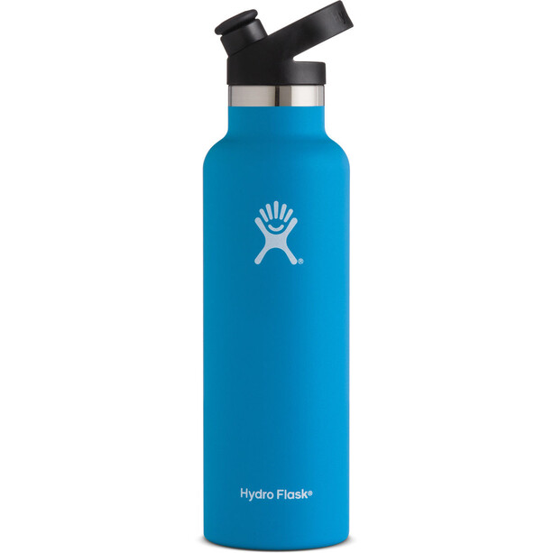 Hydro Flask Standard Mouth Sport Bottle 621ml pacific