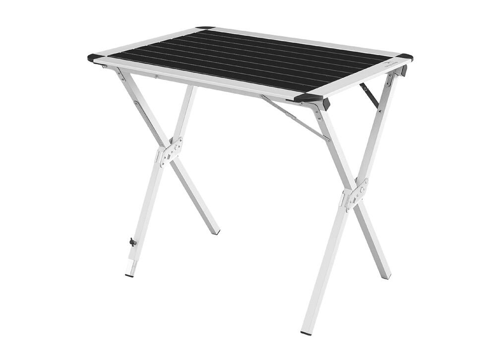 easy camp rennes table pliante noir sur. Black Bedroom Furniture Sets. Home Design Ideas