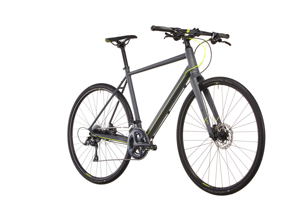 cube sl road pro grey 39 n 39 flashyellow online kaufen bei bikester. Black Bedroom Furniture Sets. Home Design Ideas