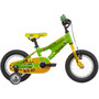 """Ghost Powerkid 12"""" Kinder riot green /yellow/riot red"""