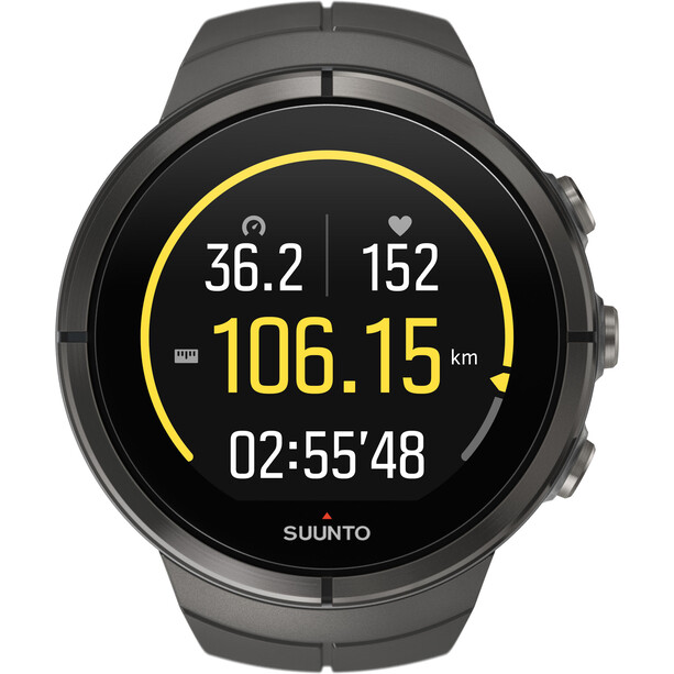 Suunto Spartan Ultra Titanium Watch stealth