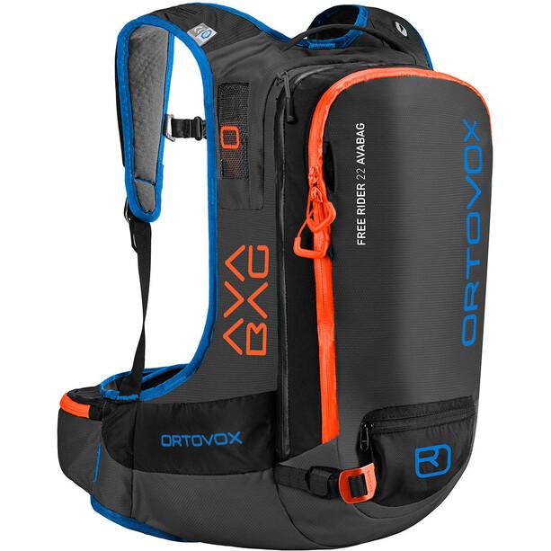 Ortovox Free Rider 22 Backpack incl. Kit black anthracite