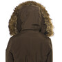 Tenson Zarah Jacke Damen dark brown