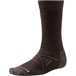 Smartwool PhD Outdoor Medium Crew Socks brun brun