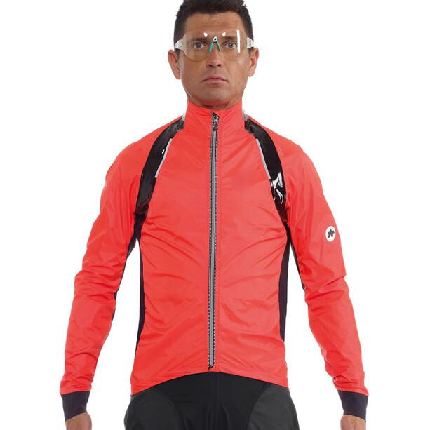 ASSOS RS.sturmPrinz EVO Jacket Herr orange