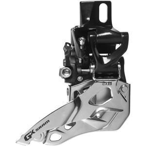 SRAM GX Umwerfer 2x11-fach High Direct Mount Bottom Pull silber silber