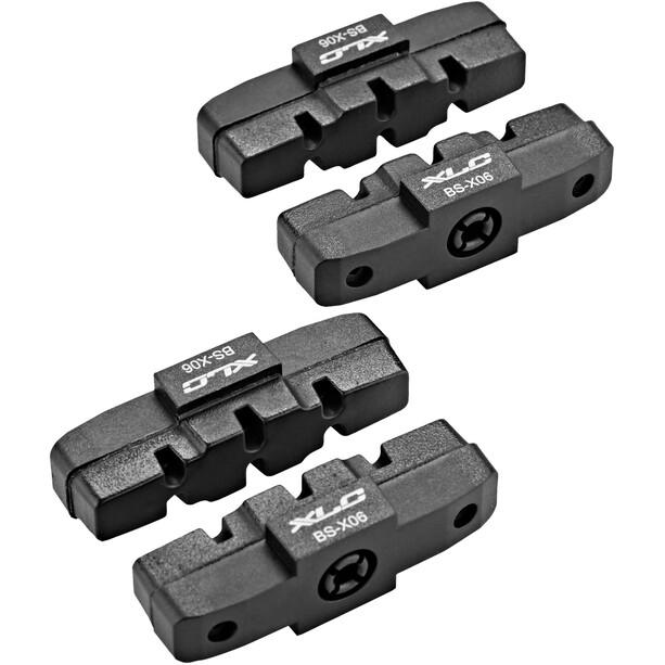 XLC BS-X06 Bremsbeläge schwarz