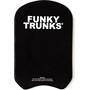Funky Trunks Kickboard still black